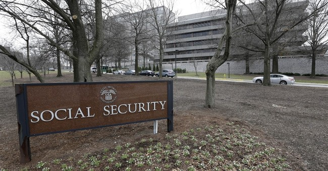 Republican looks to overhaul Social Security